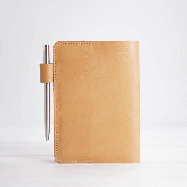 Naturleder, Tagebuch A6