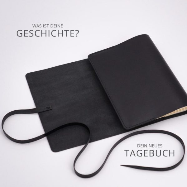 Schwarzes Tagebuch, A5