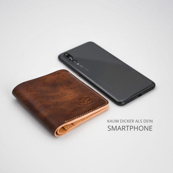 Slim Wallet, klein, leicht