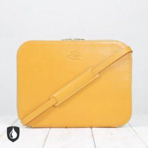 Laptoptasche, Notebooktasche, Leder